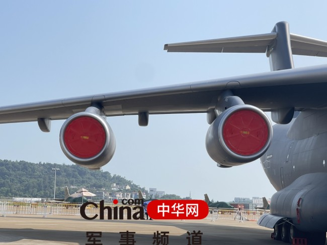 运-20悄然升级为运-20A