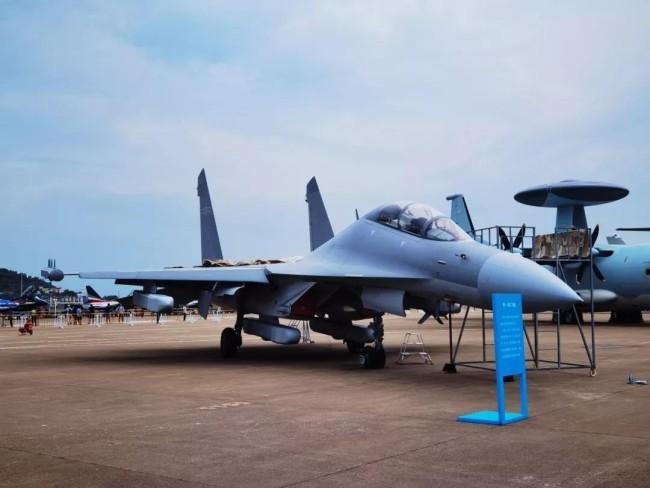 一网打尽:探营珠海航展海陆空天装备