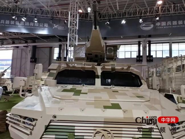 [原创]步兵守护神!火力增强型防护突击车