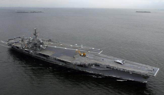 仅1美分!美军将两艘退役航母卖给拆船公司