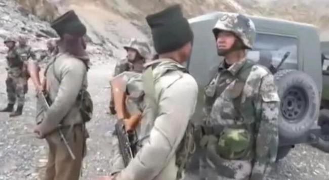 边防官兵:印度军队不时侵扰我方传统巡边线