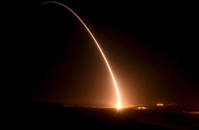 美军新陆基弹道导弹项目稳步推进