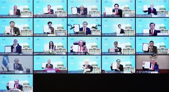 第一观察 | 首次!习主席说中国将积极考虑加入这个协定