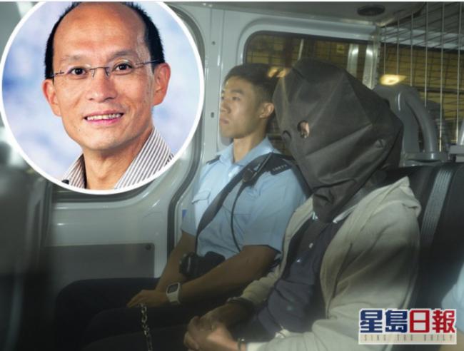张祺忠谋杀罪名成立依例判处终身监禁(资料图)