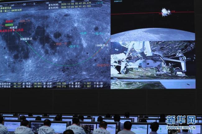 """完美的""""拥抱""""——揭秘嫦娥五号交会对接背后的故事"""