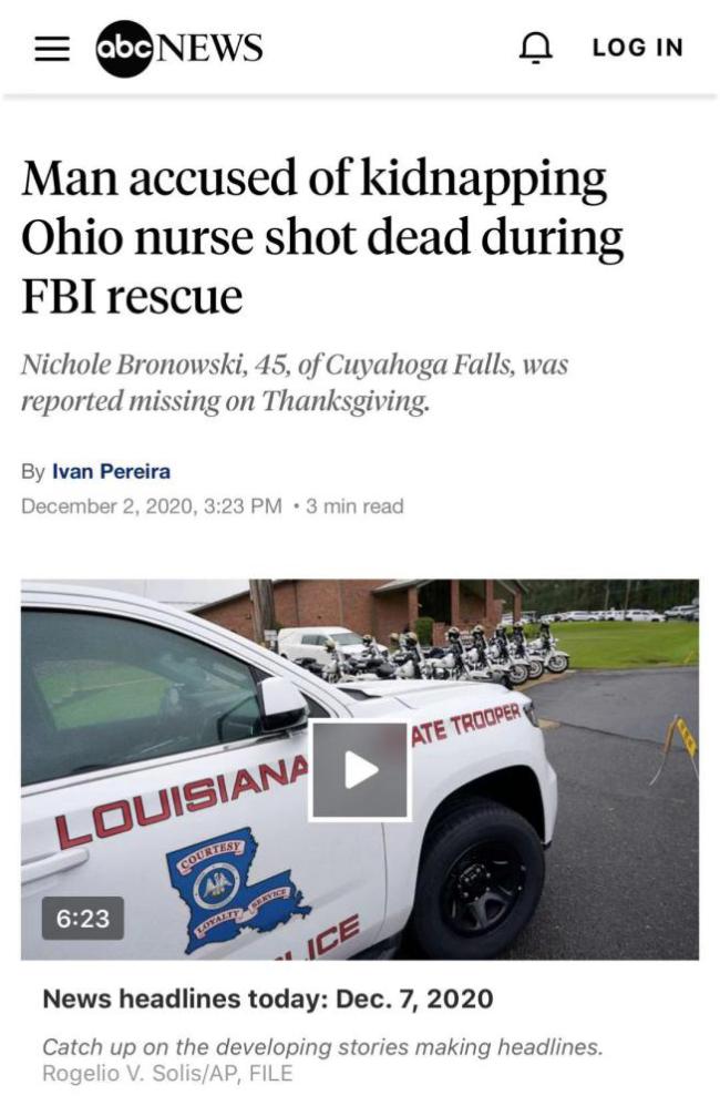 又有医护人员遭枪杀 美国今年已发生592起大规模枪击案