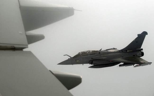 """希腊向法国采购18架""""阵风""""战机 共耗资约23亿欧元"""