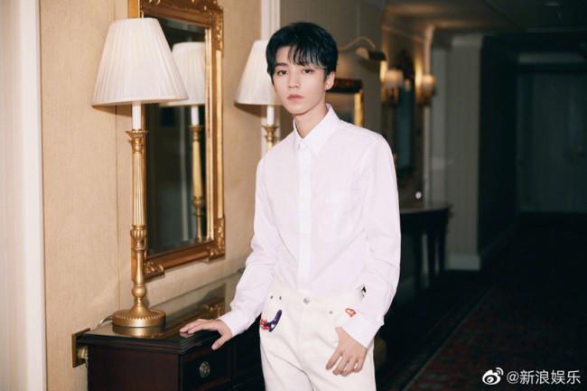王俊凯因病退出湖南卫视跨年晚会 祝早日康复