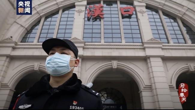 新纪录丨写给春天——汉口站76天