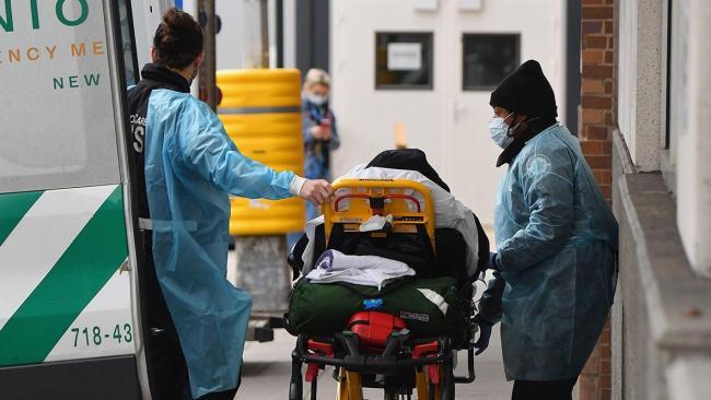 美国纽约州新增3例新冠变异病毒感染病例