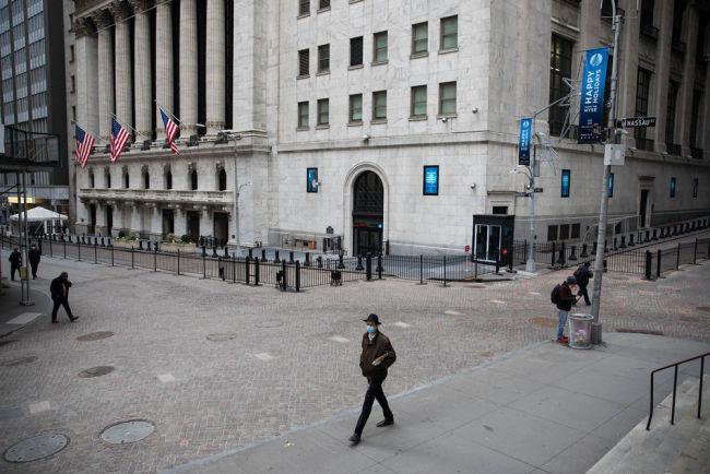 纽交所在涉中企问题上反复无常引发投资者不满