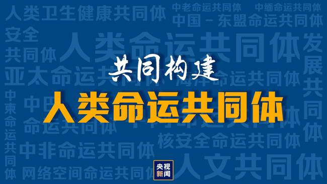 """人类命运与共 中国推动构建更丰富多样""""共同体"""""""