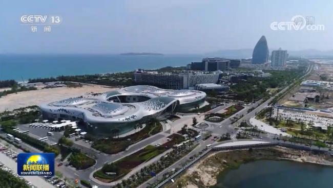 【迈好第一步 见到新气象】持续深化改革开放 推动海南自贸港建设