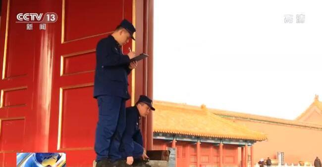 【新春走基层】驻守50年 守护故宫的消防人