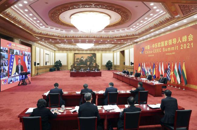 第一报道   新的重要里程碑!习主席推进中国—中东欧国家合作广受赞誉