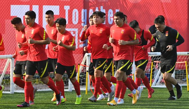 40强赛或延至6月,国足同组对手基本同意来华比赛