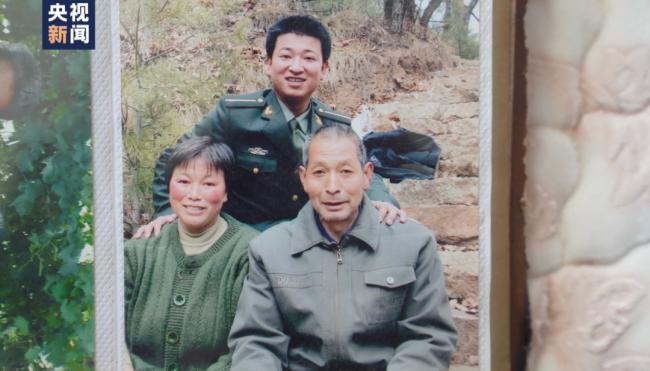 这是陈红军和妻子的最后一次通话……