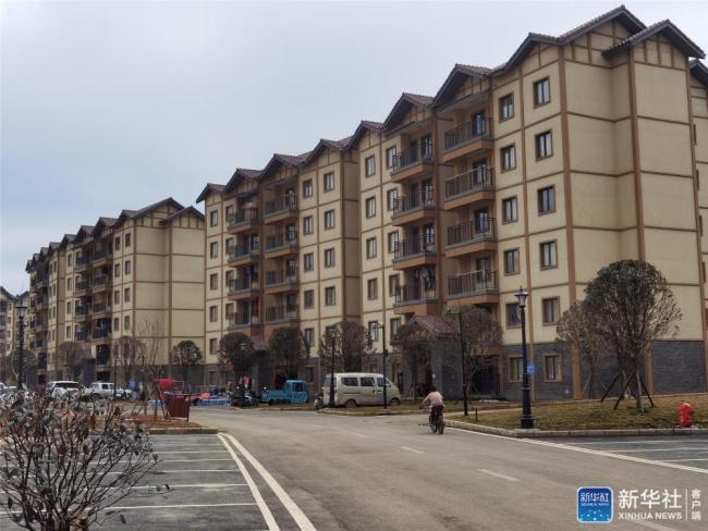 贵州易地扶贫搬迁户新家过年的新愿景