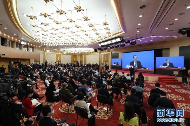 王毅谈建党百年和党的领导