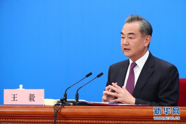 王毅:党的领导是外交事业不断走向胜利的根本保障