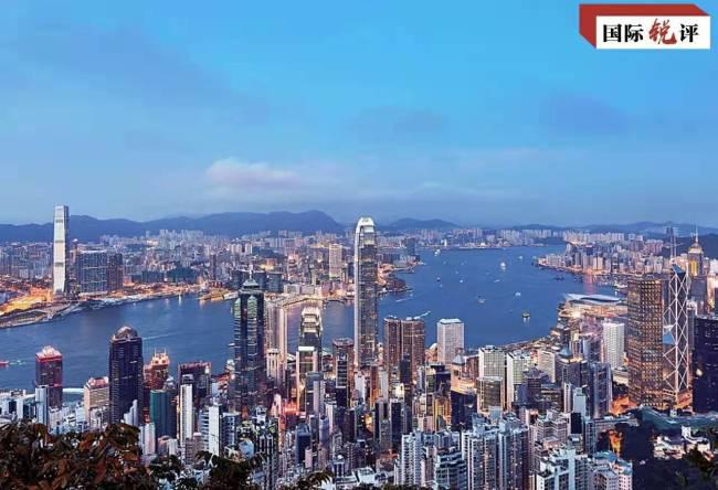 国际锐评丨完善香港选举制度是对民主的有力维护