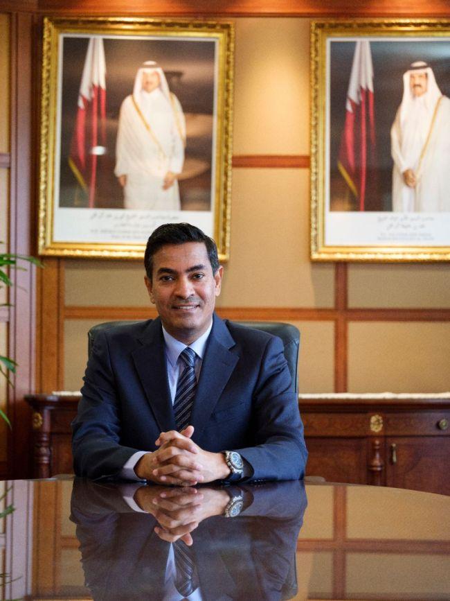 """卡塔尔驻华大使:中国""""十四五""""规划将推动构建开放型世界经济"""
