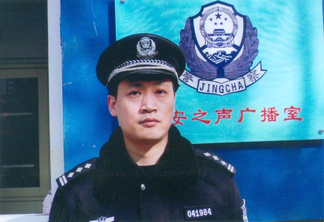 """社区有刘安大家都平安!百姓洒泪送别""""片儿警""""刘安"""