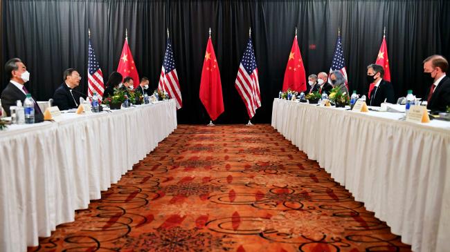 王毅:中美关系遭遇前所未有的严重困难