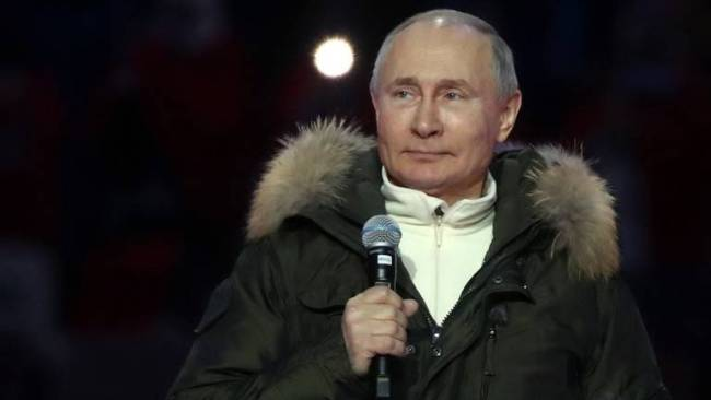 普京向拜登发起直播连线挑战 白宫:总统很忙
