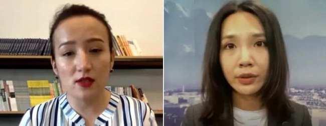 两位新疆姑娘,干了件大事