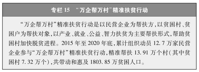 受权发布:《人类减贫的中国实践》白皮书
