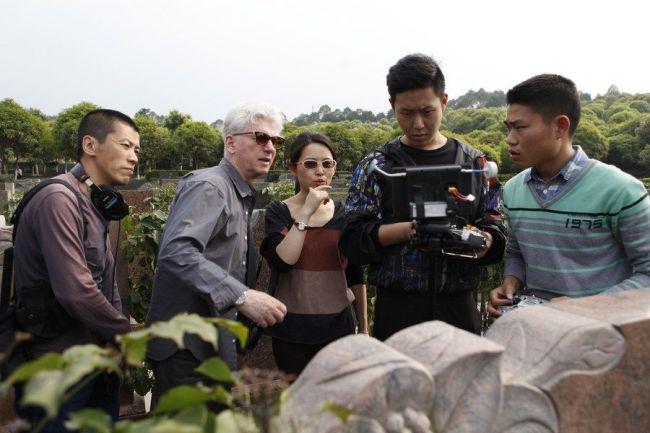 英国知名纪录片导演柯文思:用影片搭建中国与西方的桥梁