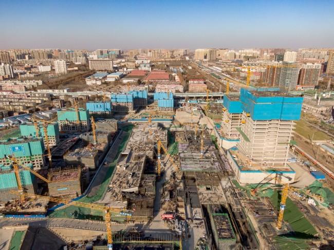 继北京天津CBD后,京津冀城市群一座新的中央商务区来了