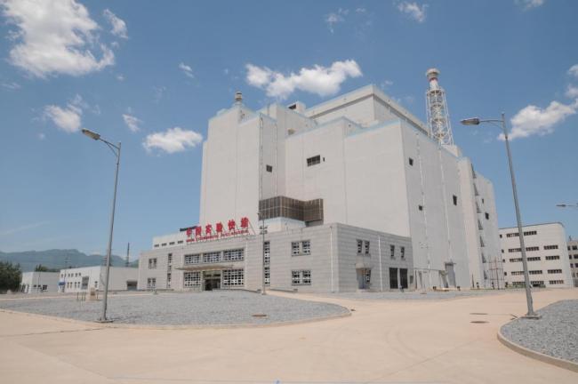 2010年建成中国实验快堆