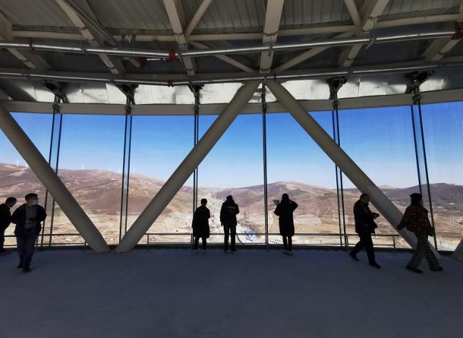 """建设工程量最大、技术难度最高,这个冬奥场馆占据两个""""最"""""""