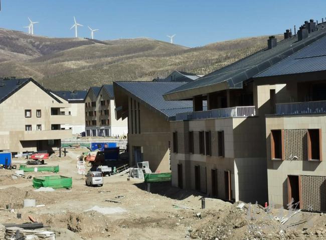 中国最高标准!张家口冬奥村按照绿建三星标准建设