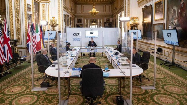 受邀出席G7外长会议 印度代表团2人阳性致全团隔离