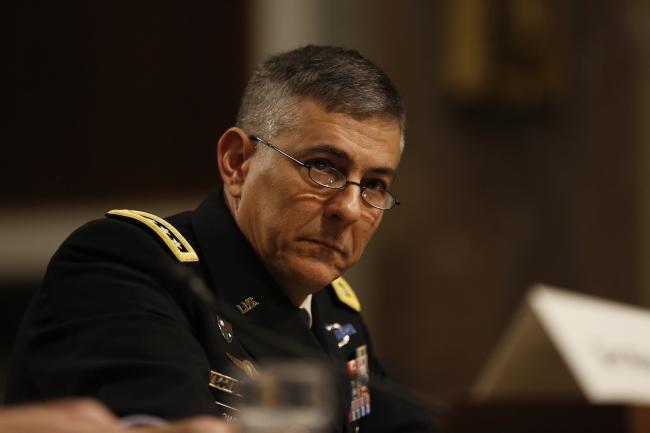 """美军高官宣称:中国的""""威胁""""不只太平洋 还有大西洋"""