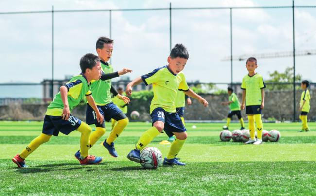 瞭望·治国理政纪事丨加快建设体育强国