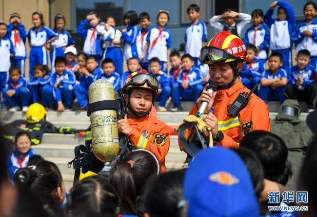 全国防灾减灾日:各地积极组织开展防灾减灾宣传教育活动