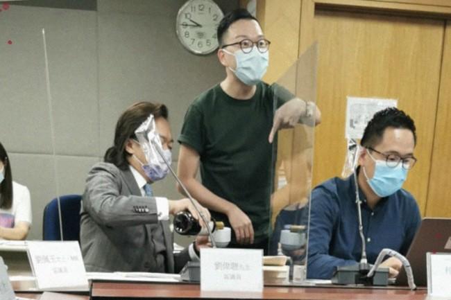 早报 香港区议员开会喝酒、肖万构成谋杀加重情节
