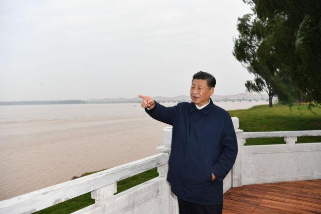 镜观·领航丨大国调水,总书记这样谋划