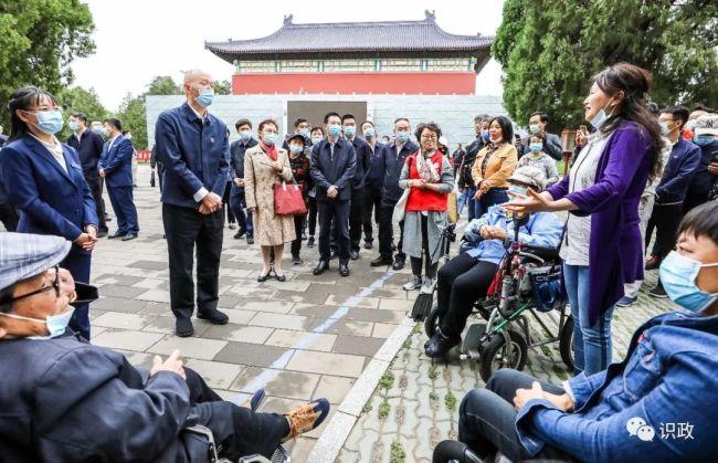 365天,天天是助残日!蔡奇、陈吉宁围绕推动首都残疾人事业发展调研检查