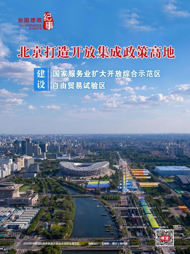 瞭望·治国理政纪事丨北京探路高水平开放