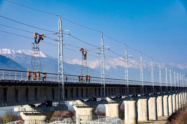 瞭望   20世纪后50年新西藏社会经济发展三次飞跃