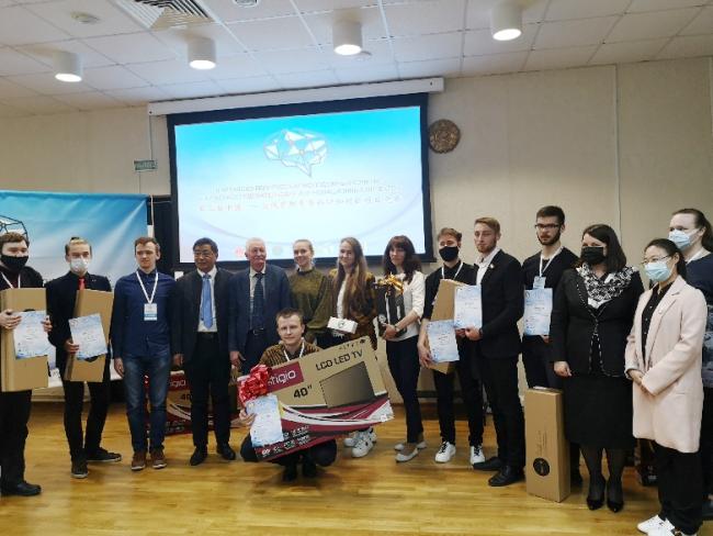 """第二届""""中国-白俄罗斯青年科研和创新项目大赛""""在白俄罗斯成功举办"""