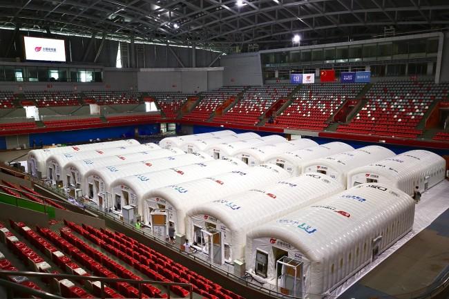 中国速度,硬核科技:10小时建成!全国最高日通量核酸检测实验室落地广州番禺