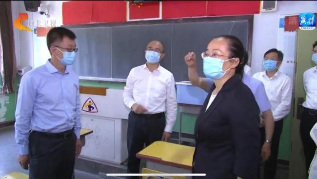 国务院副总理,多位省委书记、省长赴考场检查