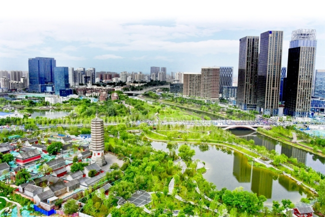 以持续有效的城市更新推动城市复兴