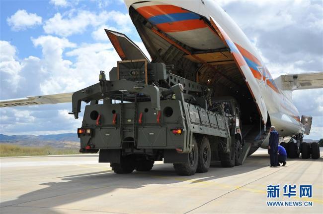 埃尔多安:土耳其在采购S-400问题上不改立场